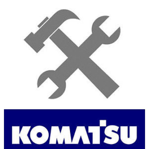 Komatsu Denmark Bulldozer D50A-17  D50 A 17 Service Repair  Shop Manual #1 image