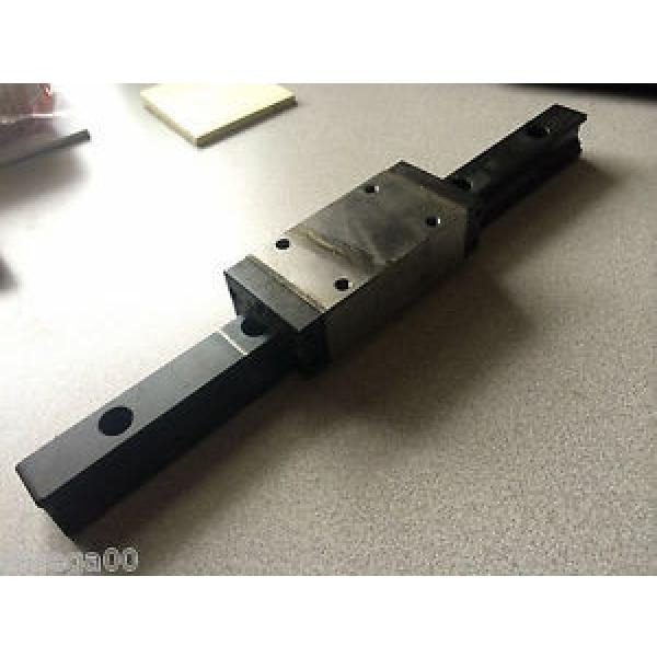Rexroth 1623-294-10  Size25 Linear Rail Bearing with rail - THK CNC #1 image