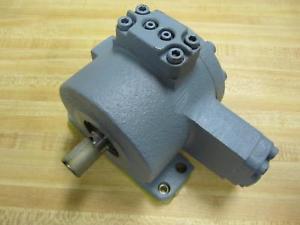 Nachi SaudiArabia VDR-1A-1A3-13 VDR1A1A313 Variable Vane Pump - origin No Box