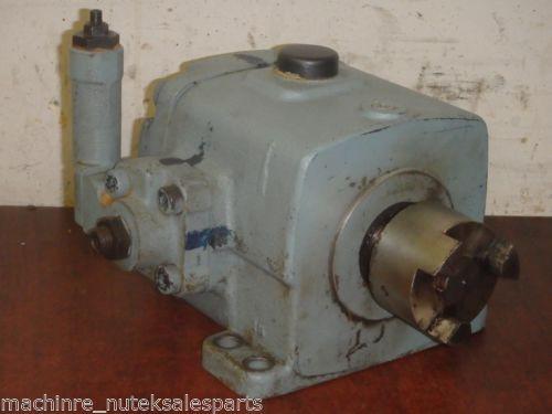 Nachi Burundi Variable Vane Pump VDC-2A-1A3-B-1588D _ VDC2A1A3B1588D