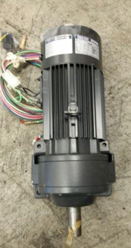 Cyclo Drive Induction Gearmotor Sumitomo CNHM1-5100-B