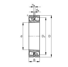Bearing 249/1120-B-K30-MB FAG