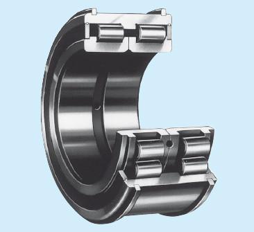 Full NSK cylindrical roller bearing RS-5024NR