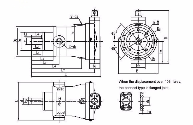 Performance of Swash-plate Type Axial Piston Pump