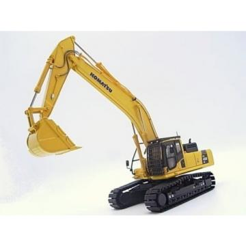 New! Liechtenstein  Komatsu excavators PC450LC crushed stone specification 1/50 diecast Japan
