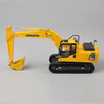 NEW Luxembourg  Komatsu PC200 Excavator 1:50 Scale DieCast Metal Model