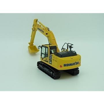 1/50 Haiti Komatsu PC200-10 Excavator Shovel Diecast Model Japan Spec KOMATSU