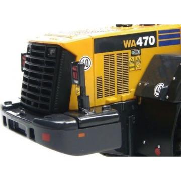 UH8001 Rep. Universal Hobbies Komatsu WA 470/7 Construction Machine 1/50 Diecast
