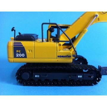 1/50 Liechtenstein  Komatsu PC200 Drill Diecast Metal model