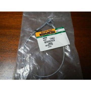 New Rep.  Komatsu   # 86619 Brake Cable         ****NOS***