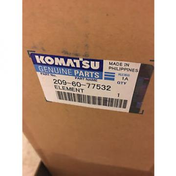 KOMATSU Burma  GENUINE FILTER ELEMENT 2096077532