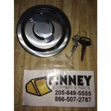 Komatsu Liberia  DOZER Locking Fuel Cap 423-04-11362 NEW keyS d39PX-21+ OTHERS