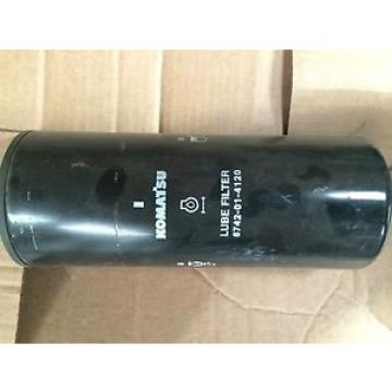 Komatsu Uruguay  Oil Filter part no. 6742-01-4120