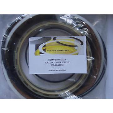 Komatsu Liechtenstein Replacement 707-99-69630 Bucket Cylinder Seal Kit PC650-3 W/NOK Rod Seal
