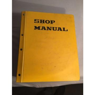 OEM Andorra  Komatsu PC300LC-6 PC300HD SHOP SERVICE REPAIR Manual Book
