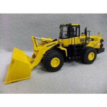 CMC Rep.  Komatsu WA 500-6 Loader Shovel Brass 1:87 LIMITED EDITION NMIB