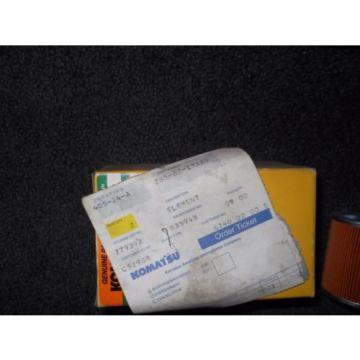 NEW Liechtenstein NOS Komatsu Element Filter caterpillar 285-62-17320