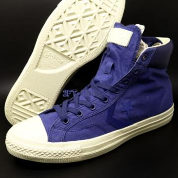 CONVERSE Guinea  KOMATSU Star Player Hi Ensign Blue S6B164.133