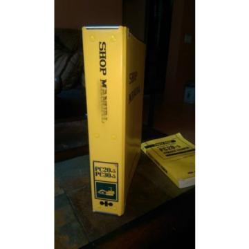 Komatsu Botswana PC20-5 repair & parts manuals