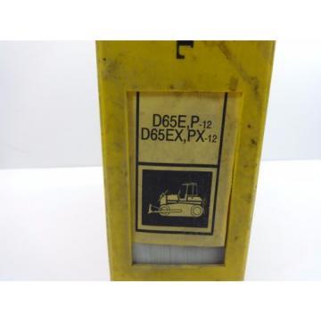 Komatsu Liechtenstein D65 D65Ex, Px SHOP MANUAL Automotive Repair