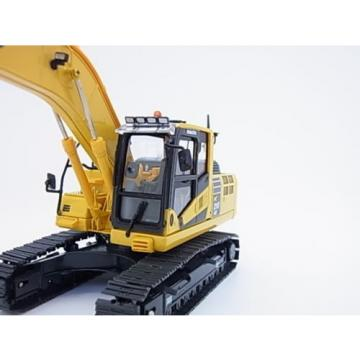 New! Solomon Is  Komatsu hydraulic excavator PC210LCi-10 1/50 Diecast Model f/s from Japan