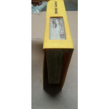 Komatsu Iran WA180-1 Wheel Loader Parts Book