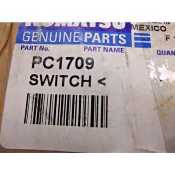 Komatsu Ecuador  PC1709 Multi Function Switch Assembly