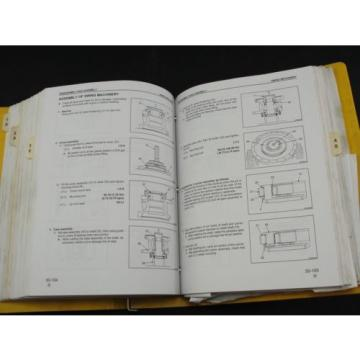 Komatsu Fiji  PC300LC-6 PC300HD-6 excavator service shop manual CEBM3006C2