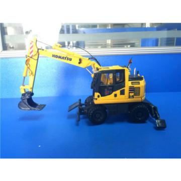 UH Solomon Is  1-50 pw148 Komatsu excavator model