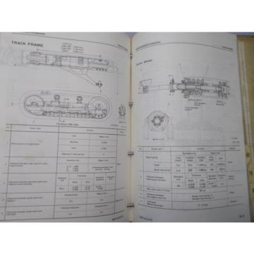 Komatsu Samoa Eastern  D60A-8 D60E-8 D60P-8 Bulldozer Dozer Crawler Shop Service Repair Manual