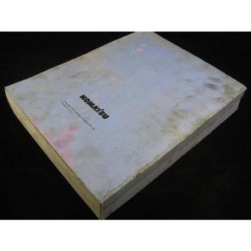 Komatsu Suriname  Forklift BX-12 Series Parts Manual Book Catalog Lift Truck BX 12 OEM