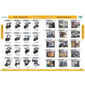 6754-81-8090 Guyana HX35 TURBOCHARGER FITS KOMATSU PC200-8 PC210-8K PC228 SA6D107E