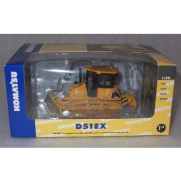 Komatsu Solomon Is  D51EX Crawler Dozer Diecast Model 1:50 First Gear Bulldozer NIB 50-3147K