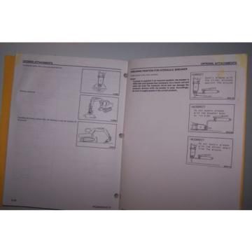 Komatsu Denmark PC200LC-7L Operation and Maintenance Manual