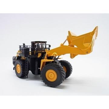 New! Cuba Komatsu wheel loader WA900-3 1/50 Big diecast model First Gear f/s Japan