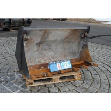 Klappschaufel Cuba für Radlader Bj.2010, 0,65 cbm,Volvo L 20/25 , Komatsu etcINT 4612