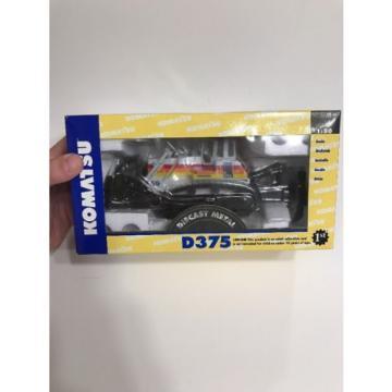 First Hongkong Gear Komatsu D375 Bulldozer 1/50 Scale