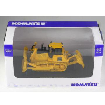 1:50 Samoa Eastern  UH8010 Komatsu D155AX-7 Bulldozer w/Ripper UNIVERSAL HOBBIES Metal Tracks