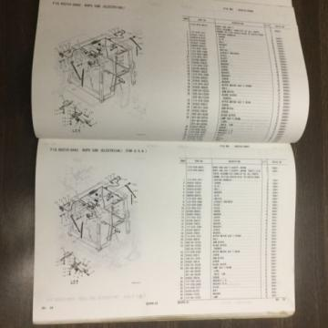 Komatsu Netheriands  D31PX-21 PARTS MANUAL BOOK CATALOG BULLDOZER TRACTOR GUIDE PEPB088300