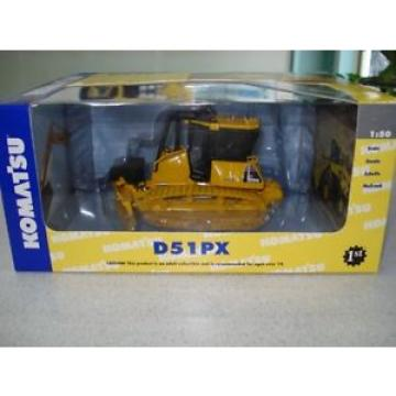 New! Malta  Komatsu bulldozer D51PX 1/50 Diecast model First Gear f/s from Japan