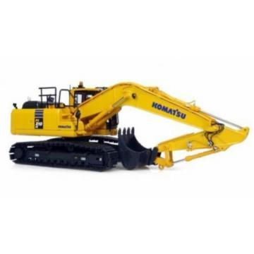 KOMATSU Argentina PC 210LC-10 diecast excavator, metal tracks, 1,50, Universal Hobbies
