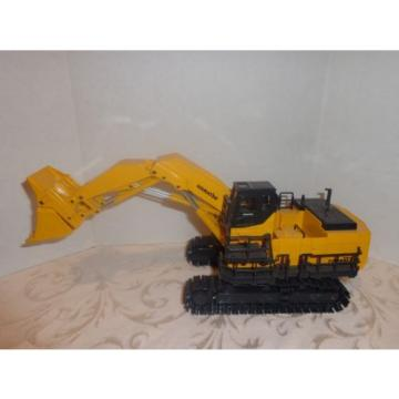 Joel Rep.  Komatsu PC1100LC Avance Metal Tracked Backhoe.1/50 DISPLAYED PIECE