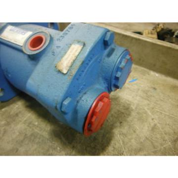 VICKERS Laos  HYDRAULIC PUMP PFB10RY31 ~ USED