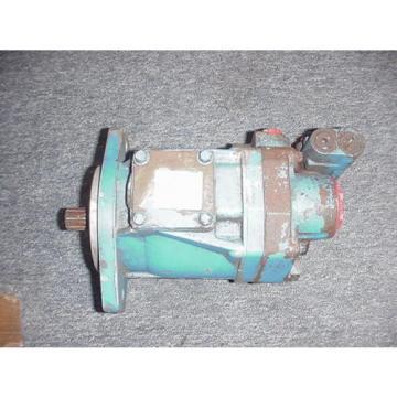 Vickers Burma Eaton  Hydraulic Pump 02-466220, PVE012R05AUB0B21240001001AGCD0A PVE012