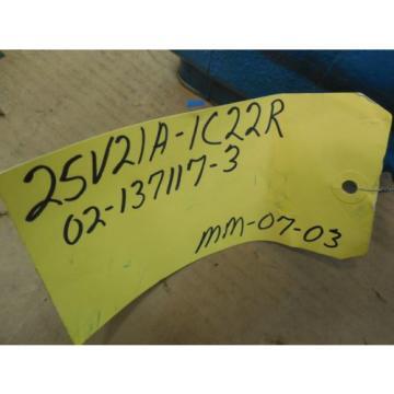 VICKERS Honduras HYDRAULIC PUMP 25V21A-1C22R LI-24-24P-30 LI-16-16P-30 199481