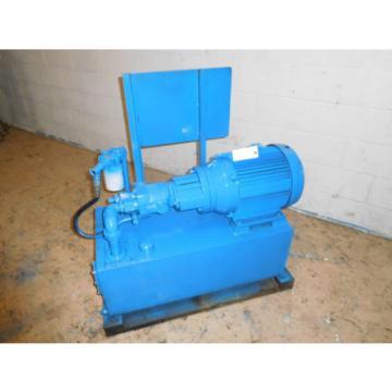 Vickers France PVB-10R34-11-CA9-11 15HP 10GPM Hydraulic Power Unit
