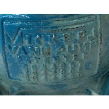 VICKERS Hongkong V210 VANE PUMP V210-3-1B12-S214
