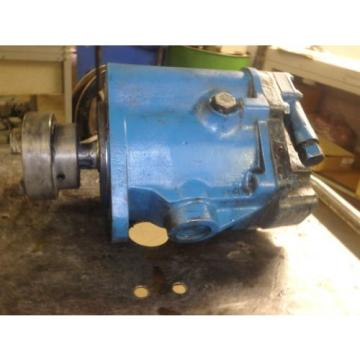 Vickers Haiti Hydraulic Pump PVB45AFRSF10DA11