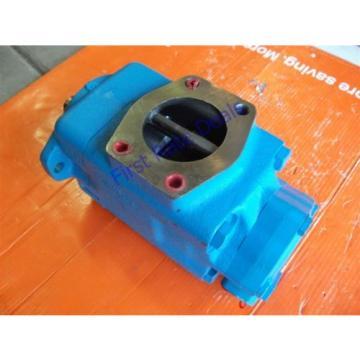 Vickers Slovenia 4525V50A17 1AA22R Pump 02-137433-1 Hydraulic Vane Eaton V Series Double