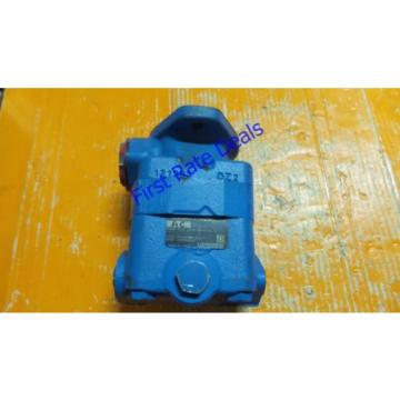 Vickers Suriname  02-142737-7 Single Vane Pump V20F 1S12S 38C7H 22L V20 12 GPM Eaton Origin